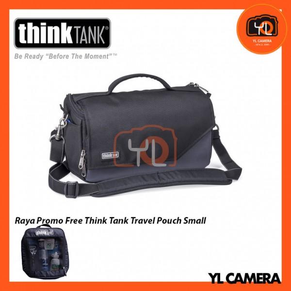 Think Tank Photo Mirrorless Mover 25i Camera Bag (Charcoal Gray) Free Think Tank Photo Travel Pouch - Small
