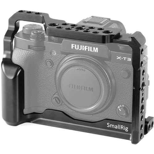 SmallRig 2228 Cage for Fujifilm X-T2 and X-T3 Cameras