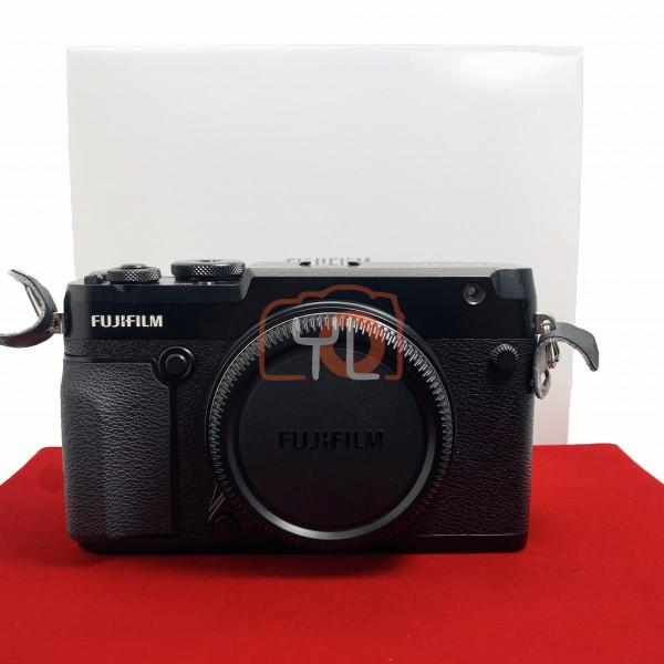 [USED-PJ33] Fujifilm GFX 50R Medium Format Mirrorless Camera, 95% Like New Condition (S/N:84052736)