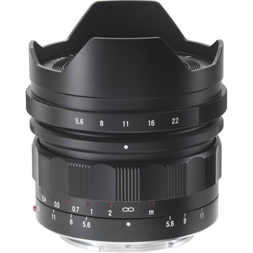 Voigtlander Ultra Wide-Heliar 12mm F5.6 Aspherical III Lens for Sony E