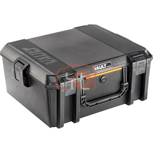 Pelican Vault V600 Large Equipment Case with Foam (Black)