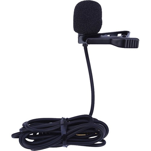 (PRE-ORDER) Comica Audio CVM-V01GP Omnidirectional Lavalier Microphone for GoPro, and DSLRs