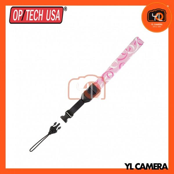 OP/TECH USA Cam Strap-QD (Pink Swirl)