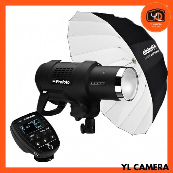 (FlashPWP) Profoto D2 1000 Air TTL Monolight - PWP Package D