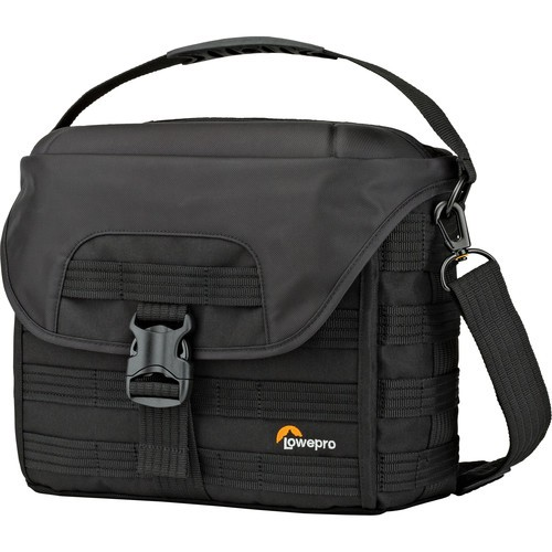 Lowepro ProTactic SH 180 AW Camera Shoulder Bag (Black)