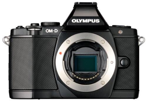 (MEGA DEAL) Olympus OM-D E-M5 (Black)