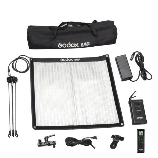 Godox FL150S Flexible LED Video Light 3300-5600K With FLSF6060 Softbox Set
