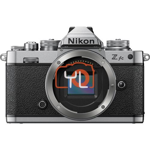 Nikon Z fc Mirrorless Digital Camera (Body Only) ( Free 32GB SD EXTREME PRO Card + Z 50 Case )