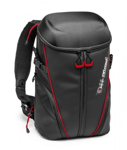 Manfrotto Offroad Stunt Backpack Black for action cameras