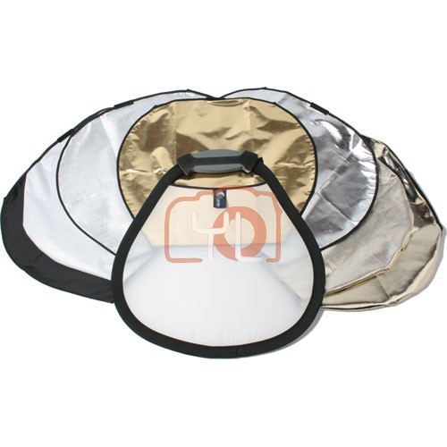 Lastolite Mini TriFlip 8-in-1 Collapsible Reflector Kit 45cm