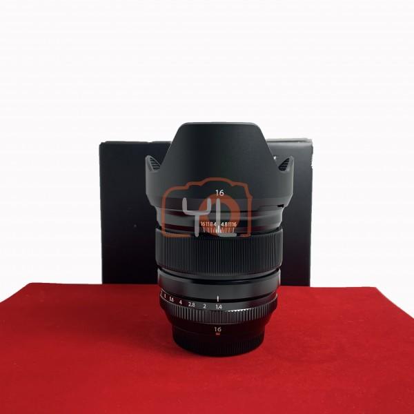 [USED-PJ33] Fujifilm 16MM F1.4 R WR XF, 95% Like New Condition (S/N:86A02910)