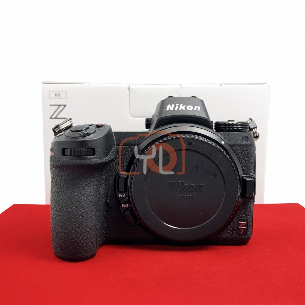 [USED-PJ33] Nikon Z7 Body (SC:8600), 95% Like New Condition (S/N:7200834)