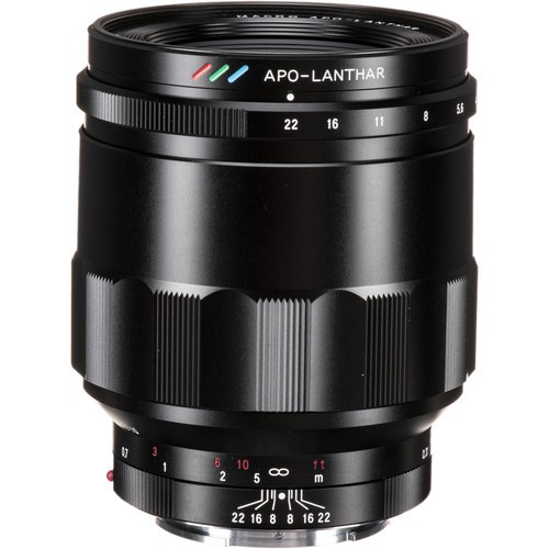 Voigtlander MACRO APO-LANTHAR 65mm F2 Aspherical Lens for Sony E