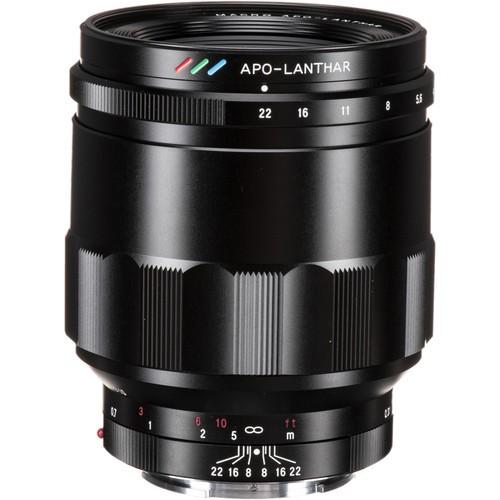 Voigtlander MACRO APO-LANTHAR 65mm F2 Aspherical Lens for Sony E