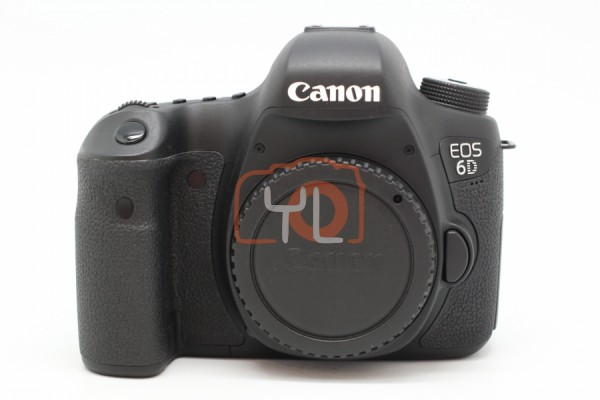 [USED-PUDU] CANON EOS 6D CAMERA 98% LIKE NEW CONDITION SN:262121001072 (Shutter Counter:17k)