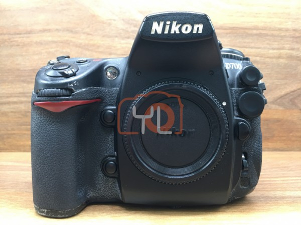 [USED @ YL LOW YAT]-Nikon D700 Camera Body,75% Condition Like New,S/N:2381583