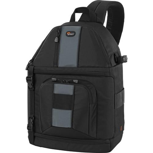 (SPECIAL DEAL) Lowepro SlingShot 302 AW Camera Bag (Black)