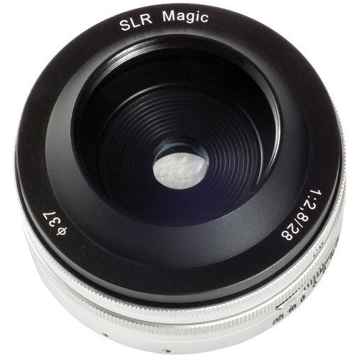 (Special Offer) SLR Magic 28mm f/2.8 Lens for Sony APS-C E-Mount