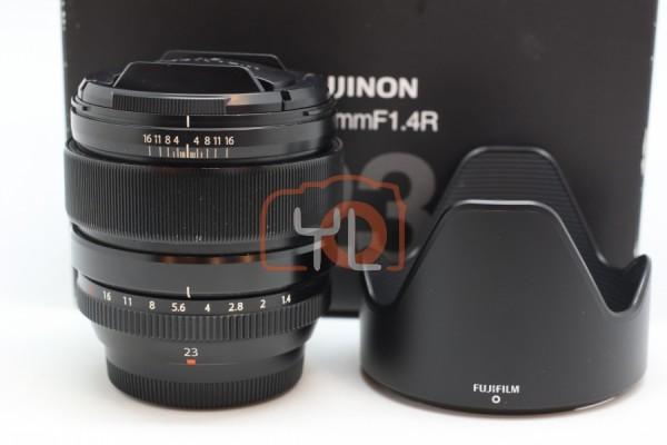 [USED-PUDU] Fujifilm 23MM F1.4 R XF Lens 85%LIKE NEW CONDITION