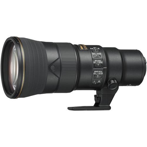 Nikon 500mm F5.6E PF AF-S VR Lens