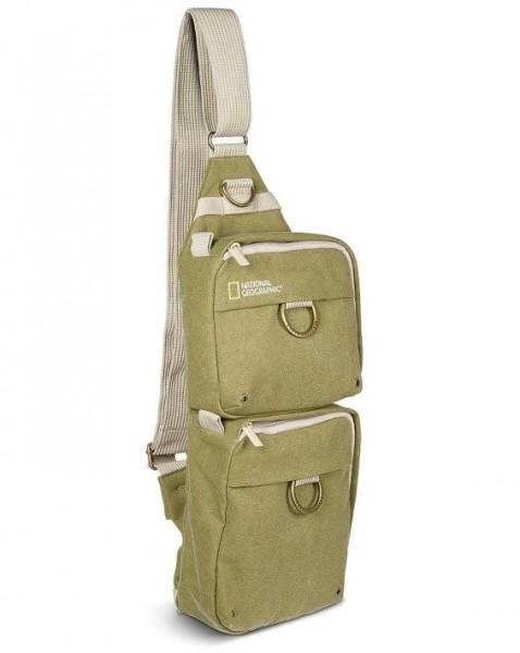 National Geographic NG 4475 Earth Explorer Sling Bag