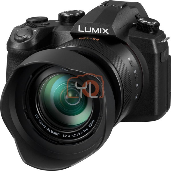 Panasonic Lumix DC-FZ1000 II (Free 16GB SD Card & Camera Case)