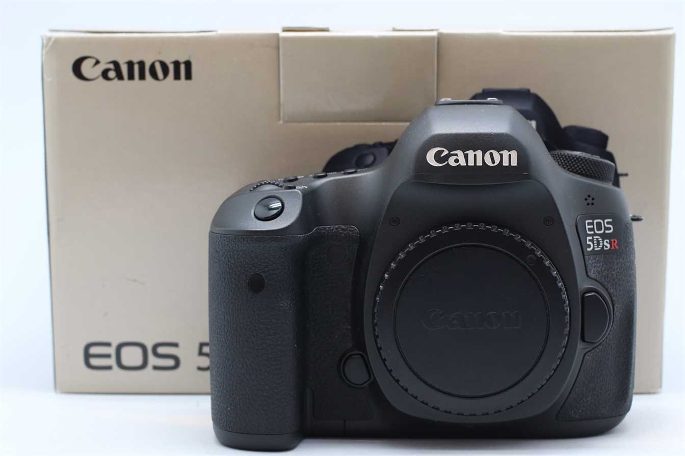 [USED-PUDU] EOS 5DSR CAMERA BODY 95%LIKE NEW CONDITION  SN:028021000766