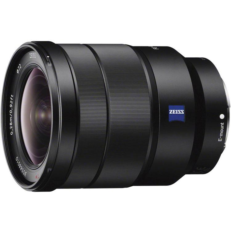 (SALE) Sony FE 16-35mm F4 ZA OSS (SEL1635Z)
