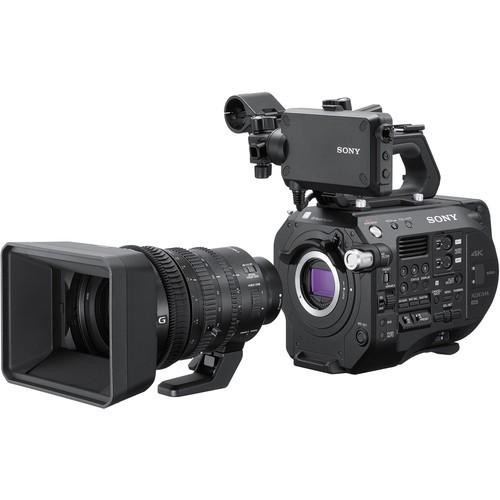 Sony PXW-FS7M2 4K XDCAM Super 35 Camcorder Kit