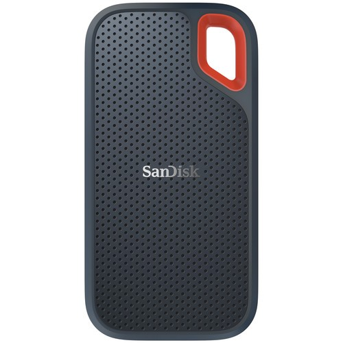 SanDisk 250GB Extreme Portable USB 3.1 Type-C SSD (550MB/s)