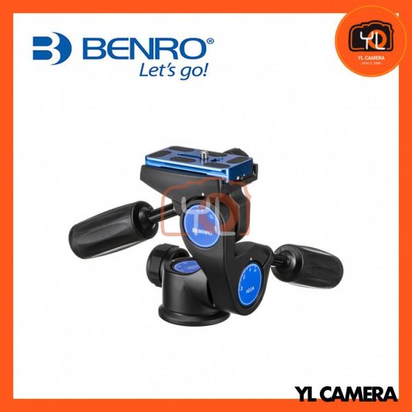 Benro HD2A 3-Way Panhead