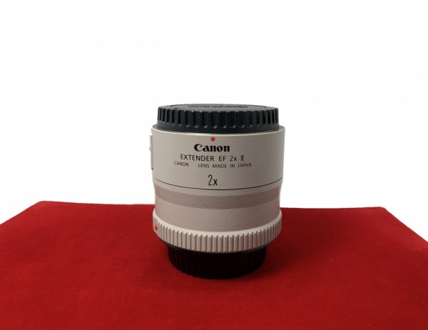 [USED-PJ33] Canon 2x II Extender EF Teleconverter , 95% Like New Condition (S/N:156216)