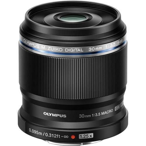 Olympus 30mm F3.5 Macro M.Zuiko Lens