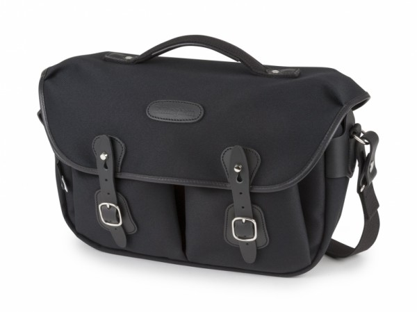 Billingham Hadley Pro 2020 Camera Shoulder Bag (Black FibreNyte Black Leather)