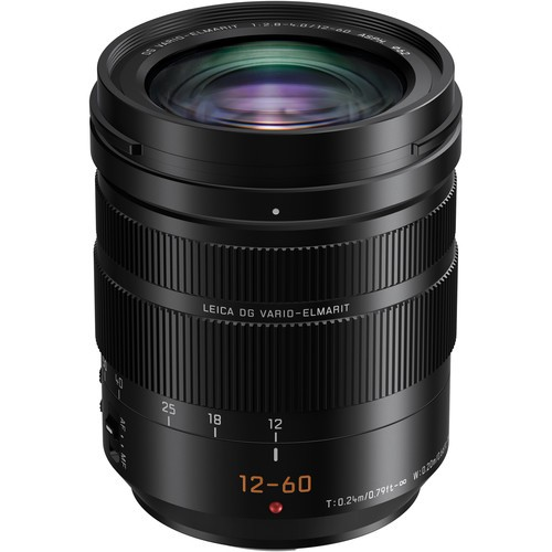 Panasonic Leica 12-60mm F2.8-4 DG Vario-Elmarit ASPH. POWER OIS (H-ES12060E)