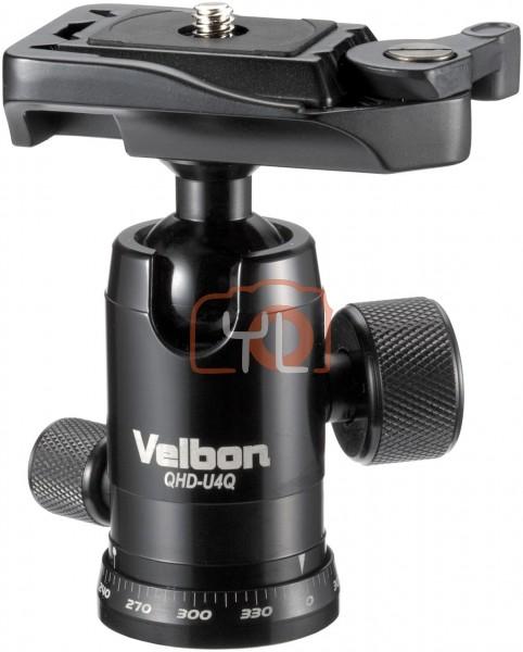 Velbon QHD-U4Q Ball Head