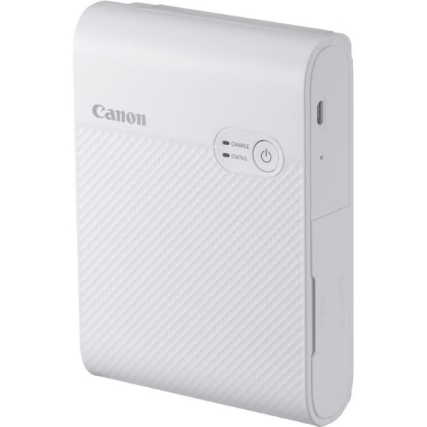 Canon SELPHY Square QX10 Compact Photo Printer (White)