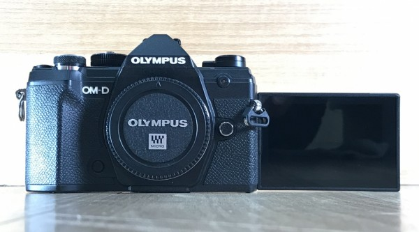 [USED @ YL LOW YAT]-Olympus OM-D E-M5 Mark III Camera Body [Black],95% Condition Like New,S/N:BJ9A07924