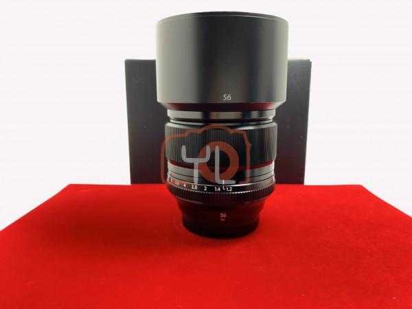[USED-PJ33] Fujifilm 56mm F1.2 R XF , 95% Like New Condition (S/N:88A26395)