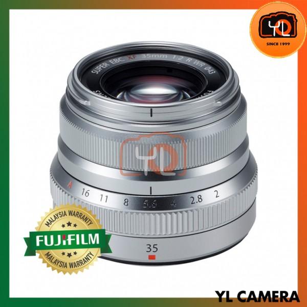 Fujifilm XF 35mm F2 R WR (Silver)