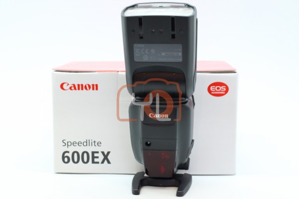 [USED-PUDU] Canon 600 EX Speedlite 98%LIKE NEW CONDITION SN:0402002734