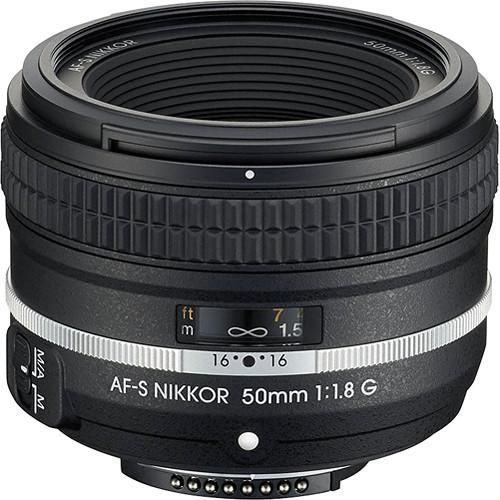 Nikon 50mm F1.8G AF-S (Special Edition)