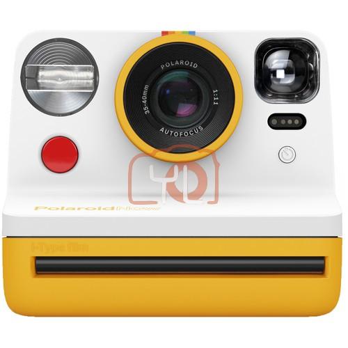 Polaroid Now Instant Film Camera (Yellow)