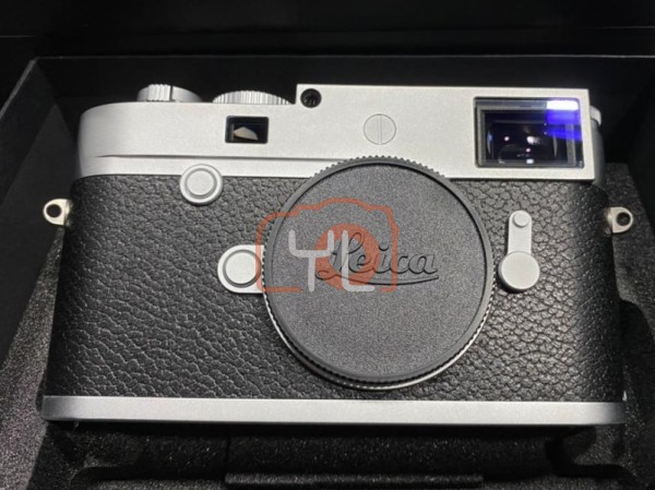 [USED-PJ33] Leica M10-P Body (Silver) 20022, 95% Like New Condition (S/N:5505529)