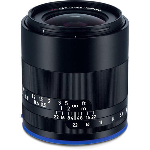 ZEISS Loxia 21mm f/2.8 Lens for Sony E
