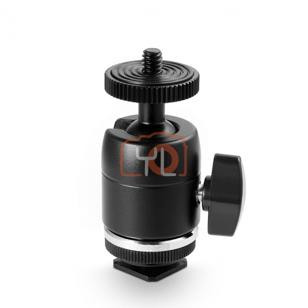 SmallRig Multi-Function Ball Head with Removable Shoe Mount 1875
