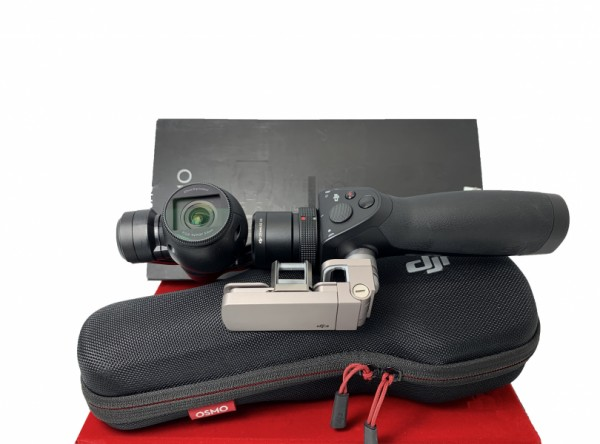 [USED-PJ33] DJI Osmo Zenmuse, 90% Like New Condition (S/N:06PDEA110108)