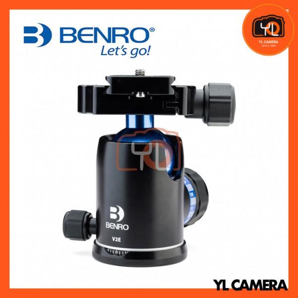 Benro V2E Triple Action Ball Head