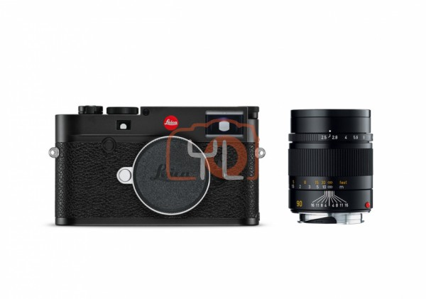 [YEAR END PROMOTION] Leica M10 Digital Rangefinder Camera + Leica 90mm f/2.5 Summarit-M  (11646)