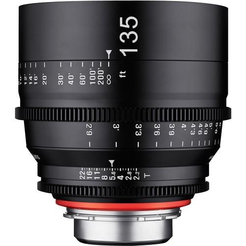 Samyang Xeen 135mm T2.2 Lens for MFT Mount